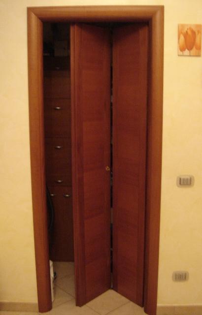 Alcune realizzazioni della falegnameria falegnameria - Porta tamburata legno ...